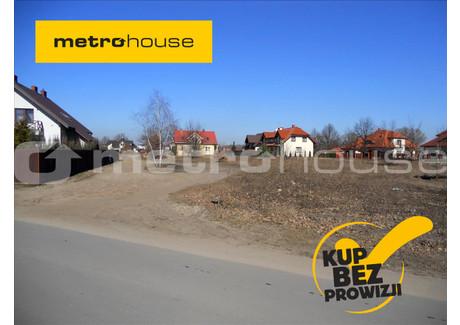 Działka na sprzedaż - Nadwiśle, Warszawa, 1041 m², 530 000 PLN, NET-HUSA034