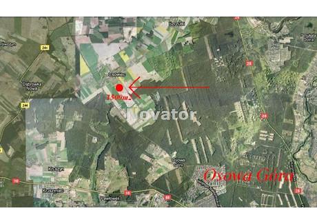 Działka na sprzedaż - Osówiec, Sicienko, Bydgoski, 1500 m², 157 500 PLN, NET-NOV-GS-99487