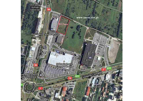 Działka na sprzedaż - Jasnogórska Krowodrza, Kraków, 8271 m², 9 000 000 PLN, NET-3987