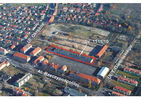 Działka na sprzedaż - Al. Rzeczypospolitej, dz. Legnica, 5850 m², 1 820 000 PLN, NET-394