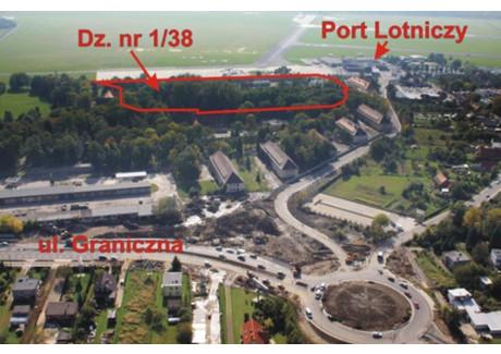 Działka na sprzedaż - Graniczna dz. nr 1/38 Fabryczna, Wrocław, 52 955 m², 6 300 000 PLN, NET-339