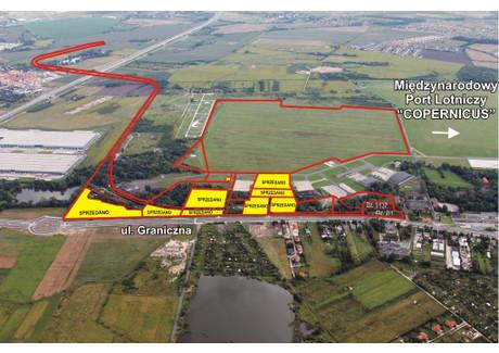 Działka na sprzedaż - Graniczna dz. nr 2/1, Fabryczna, Wrocław, 22 417 m², 1 100 000 PLN, NET-412