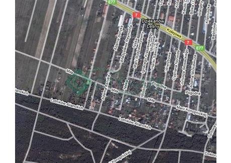 Działka na sprzedaż - Dziekanów Leśny, Łomianki, Warszawski Zachodni, 2100 m², 1 850 000 PLN, NET-56357