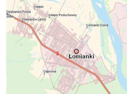 Działka na sprzedaż - Łomianki Górne, Łomianki, Warszawski Zachodni, 1950 m², 1 945 000 PLN, NET-50401