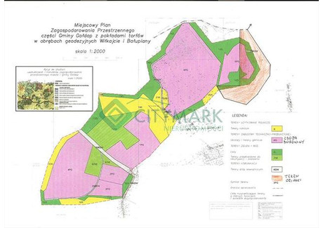 Działka na sprzedaż - Bałupiany, Gołdap, Gołdapski, 180 000 m², 3 000 000 PLN, NET-57579