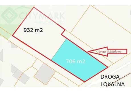 Działka na sprzedaż - Powsin, Wilanów, Warszawa, 706 m², 449 000 PLN, NET-61302
