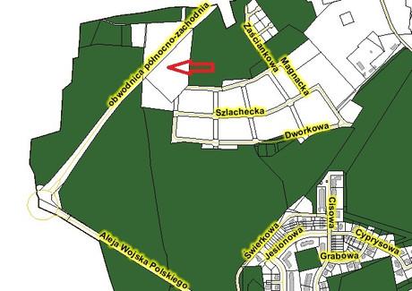 Działka na sprzedaż - Zielona Góra, Zielonogórski, 22 000 m², 6 160 000 PLN, NET-ROM-RE31-669-30951