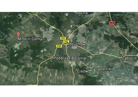 Działka na sprzedaż - Mirocin Górny, Kożuchów, Nowosolski, 27 000 m², 270 000 PLN, NET-ROM-RE31-669-42588