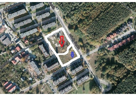 Działka na sprzedaż - Osiedle, Zielona Góra, Zielonogórski, 2192 m², 876 800 PLN, NET-ROM-RE31-669-37671