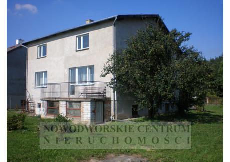 Dom na sprzedaż - Nowy Dwór Mazowiecki, Nowy Dwór Mazowiecki, Nowodworski, 270 m², 420 000 PLN, NET-161/251/ODS