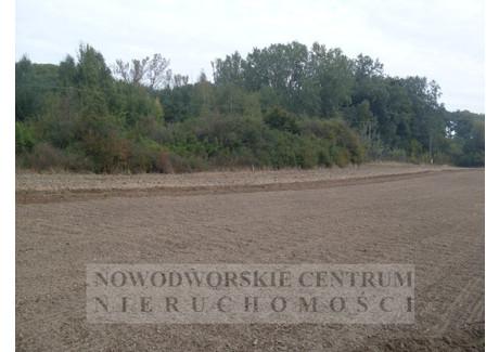 Działka na sprzedaż - Nowy Dwór Mazowiecki, Nowy Dwór Mazowiecki, Nowodworski, 1222 m², 109 980 PLN, NET-598/251/ODzS