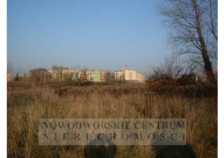 Działka na sprzedaż - Nowy Dwór Mazowiecki, Nowy Dwór Mazowiecki, Nowodworski, 5833 m², 583 300 PLN, NET-505/251/ODzS
