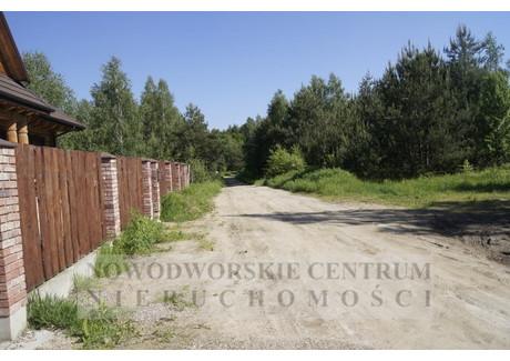 Działka na sprzedaż - Jabłonna, Trzciany, Legionowski, 1834 m², 165 060 PLN, NET-760/251/ODzS