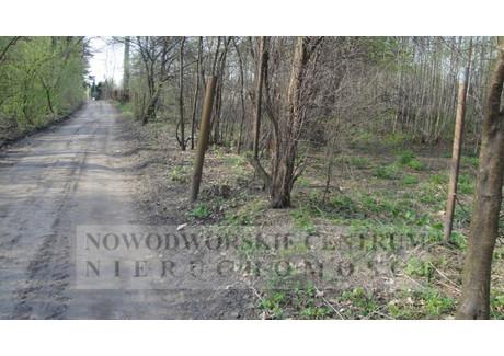 Działka na sprzedaż - Nowy Dwór Mazowiecki, Nowy Dwór Mazowiecki, Nowodworski, 1400 m², 150 000 PLN, NET-228/251/ODzS