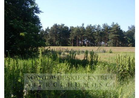 Działka na sprzedaż - Sikory Nowy Dwór Mazowiecki, Nowy Dwór Mazowiecki, Nowodworski, 1800 m², 129 600 PLN, NET-653/251/ODzS