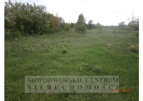 Działka na sprzedaż - Pomiechówek, Pomiechówek, Nowodworski, 1200 m², 48 000 PLN, NET-426/251/ODzS