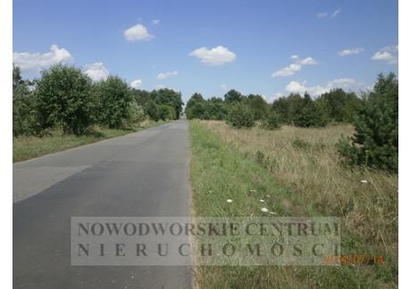 Działka na sprzedaż - Janowo Nowy Dwór Mazowiecki, Nowy Dwór Mazowiecki, Nowodworski, 12 800 m², 128 000 PLN, NET-766/251/ODzS