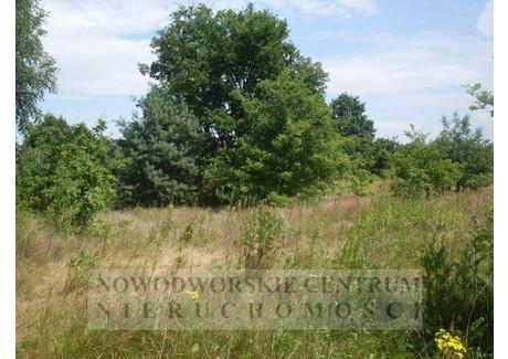Działka na sprzedaż - Leoncin, Secyminek, Nowodworski, 3800 m², 174 800 PLN, NET-301/251/ODzS