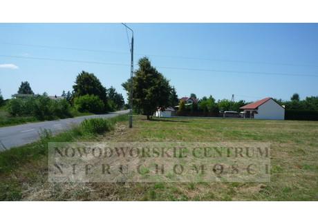Działka na sprzedaż - Leoncin, Nowe Grochale, Nowodworski, 1539 m², 107 730 PLN, NET-451/251/ODzS