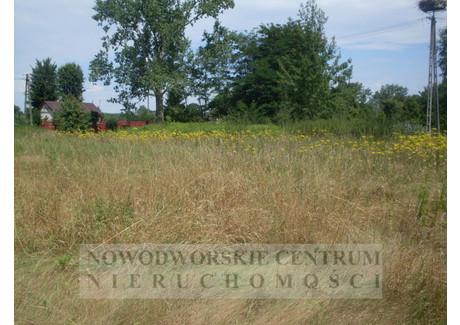 Działka na sprzedaż - Leoncin, Leoncin, Nowodworski, 2500 m², 115 000 PLN, NET-300/251/ODzS