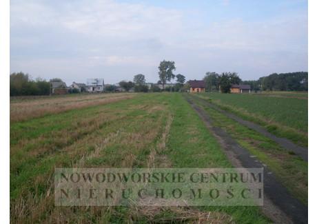 Działka na sprzedaż - Nasielsk, Miękoszyn, Nowodworski, 5500 m², 220 000 PLN, NET-672/251/ODzS
