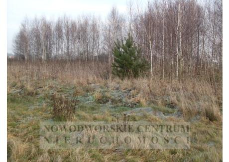 Działka na sprzedaż - Nowy Dwór Mazowiecki, Nowy Dwór Mazowiecki, Nowodworski, 1000 m², 95 000 PLN, NET-761/251/ODzS