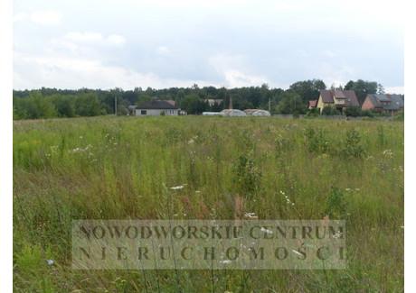 Działka na sprzedaż - Nowy Dwór Mazowiecki, Nowy Dwór Mazowiecki, Nowodworski, 1908 m², 181 260 PLN, NET-573/251/ODzS