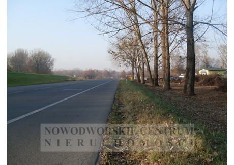 Działka na sprzedaż - Kępa Nowodworska Nowy Dwór Mazowiecki, Nowy Dwór Mazowiecki, Nowodworski, 4793 m², 958 600 PLN, NET-502/251/ODzS