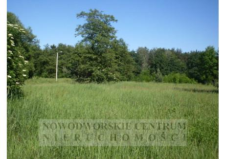 Działka na sprzedaż - Sikory Legionowo, Legionowo, Legionowski, 1316 m², 94 752 PLN, NET-644/251/ODzS