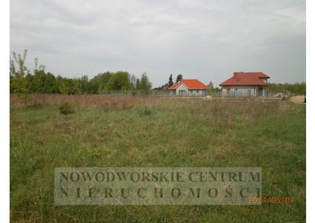 Działka na sprzedaż - Nasielsk Nasielsk, Nasielsk, Nowodworski, 1602 m², 128 000 PLN, NET-741/251/ODzS