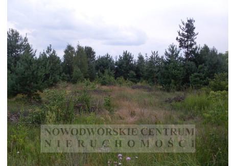 Działka na sprzedaż - Nowy Dwór Mazowiecki, Nowy Dwór Mazowiecki, Nowodworski, 1500 m², 135 000 PLN, NET-572/251/ODzS