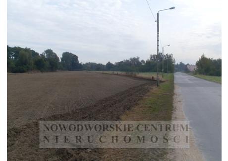 Działka na sprzedaż - Pomiechówek, Kosewo, Nowodworski, 1528 m², 122 240 PLN, NET-603/251/ODzS