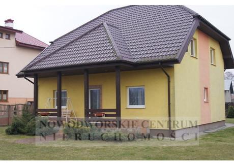 Dom na sprzedaż - Leoncin, Leoncin, Nowodworski, 180 m², 699 000 PLN, NET-280/251/ODS