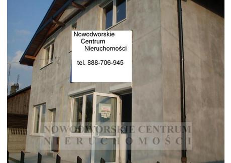 Dom na sprzedaż - Nowy Dwór Mazowiecki, Nowy Dwór Mazowiecki, Nowodworski, 260 m², 499 000 PLN, NET-317/251/ODS
