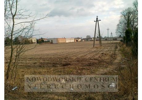 Działka na sprzedaż - Zakroczym, Nowodworski, 7000 m², 1 400 000 PLN, NET-526/251/ODzS