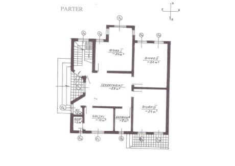 Biuro na sprzedaż - Zielona Góra, 305 m², 920 000 PLN, NET-2340297