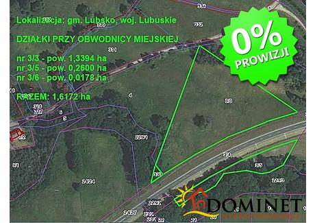 Działka na sprzedaż - Lubsko, Żarski, 16 172 m², 178 000 PLN, NET-329/DMN/GS