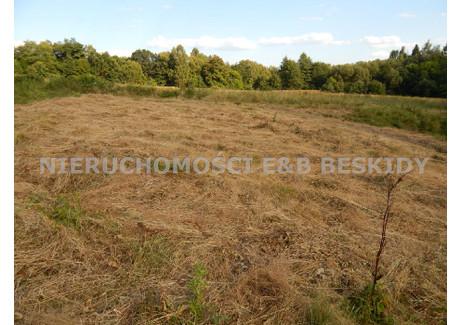 Działka na sprzedaż - Bierna, Łodygowice, Żywiecki, 500 m², 34 000 PLN, NET-EBB-GS-28