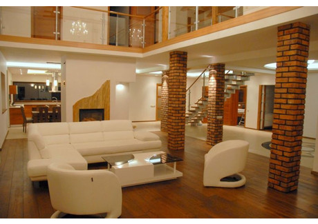 Dom do wynajęcia - Królowej Jadwigi Krowodrza, Kraków, 440 m², 15 000 PLN, NET-96
