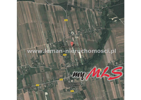 Działka na sprzedaż - Krasienin-Kolonia, Niemce, Lubelski, 20 500 m², 250 000 PLN, NET-LEM-GS-2717
