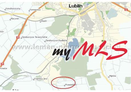 Działka na sprzedaż - Prawiedniki-Kolonia, Głusk, Lubelski, 1478 m², 159 000 PLN, NET-LEM-GS-5617