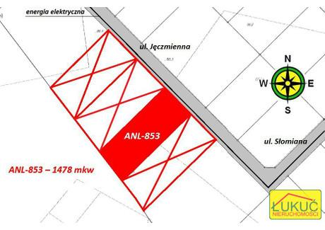 Działka na sprzedaż - Stronno, Dobrcz, Bydgoski, 1478 m², 48 000 PLN, NET-ANL000853