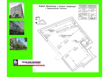 Lokal na sprzedaż - Wola, Warszawa, 105 m², 1 050 000 PLN, NET-324046