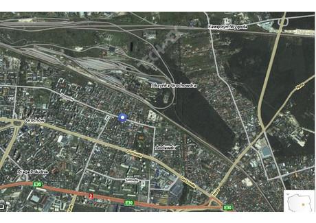 Działka na sprzedaż - Plac Szembeka, Praga Płd., Warszawa, 719 m², 1 400 000 PLN, NET-324067