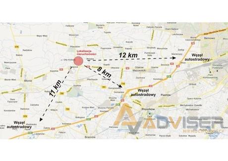 Działka na sprzedaż - Święcice, Ożarów Mazowiecki, Warszawski Zachodni, 9865 m², 1 960 000 PLN, NET-ADV-GS-20673