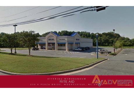 Lokal handlowy na sprzedaż - Mooresville, Karolina Północna, Stany Zjednoczone, 1120 m², 8 544 000 PLN, NET-ADV-BS-20747