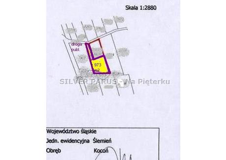 Działka na sprzedaż - Kocoń, Ślemień, Żywiecki, 973 m², 55 000 PLN, NET-SIL-GS-143