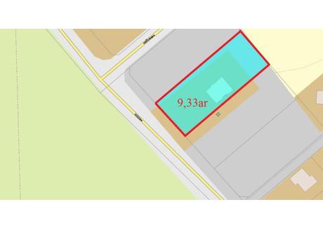 Działka na sprzedaż - Suchy Bór, Chrząstowice, Opolski, 933 m², 97 965 PLN, NET-2066