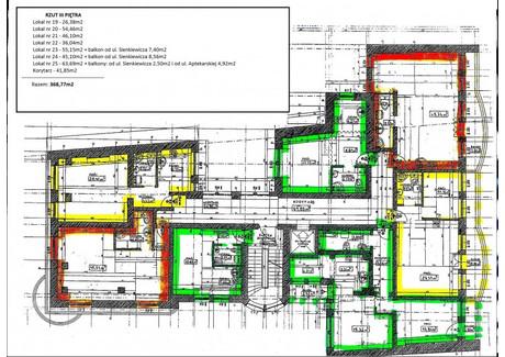 Kamienica, blok do wynajęcia - Ul. Sienkiewicza, Wałbrzych, 369 m², 11 070 PLN, NET-o_13/TMP/OKW