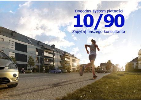 Mieszkanie na sprzedaż - Białołęka, Warszawa, 55,5 m², 354 957 PLN, NET-3061-LY/C/107